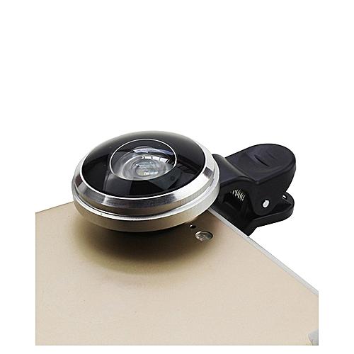 Fisheye Lens Mobile Phone Lenses Super Wide Angle 235 Degree