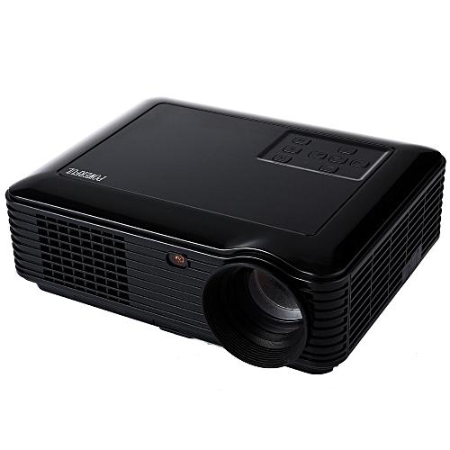 SV - 228 Home Theater 4000 Lumens 1280 × 800 Pixels Projector-BLACK