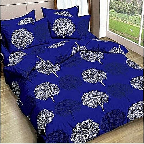 Quality Bedsheet(comes With 4 Or 2pillow Cases) - Multicolor