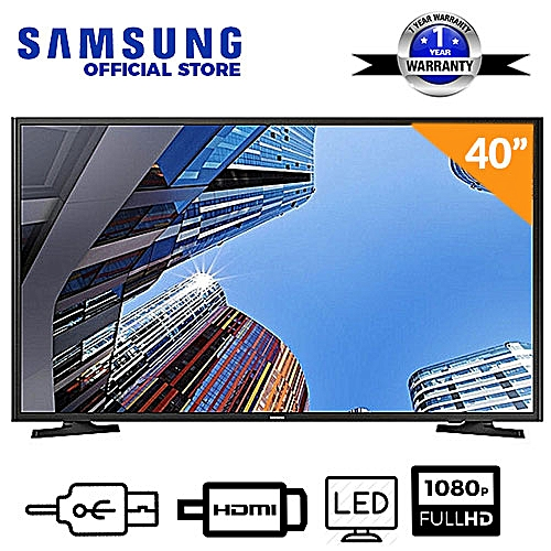 40-Inch FHD LED TV + 1 Year Official Warranty