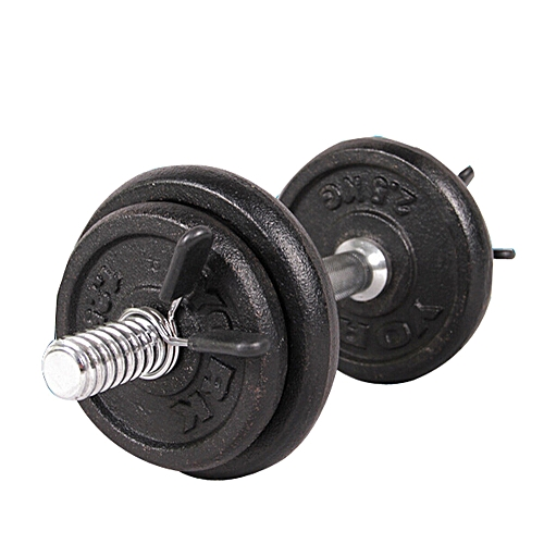 2Pcs 25mm Barbell Gym Weight Bar Dumbbell Lock Clamp Spring Collar Clips