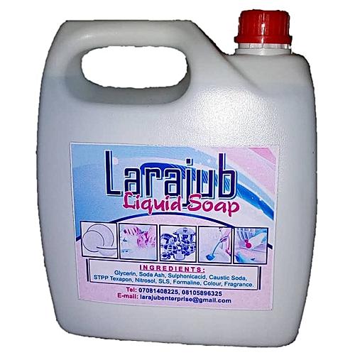 Larajub Liquid Soap