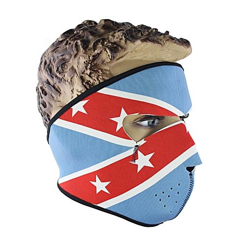 1PCS Skull Face Mouth Muffle Mask Warm Windproof Motorcycle Bike Cycling Winter Snowboard Ski Face Mask Veil Outdoor Sport Mask HLI