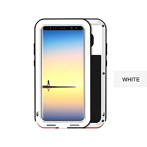 finest selection ce788 ca58a Galaxy Note 8 Case Metal Extreme Aluminum Military Heavy Duty Shockproof  Water Resistant Dust/Dirt/Snow Proof Protection Cover For Samsung Galaxy  Note ...