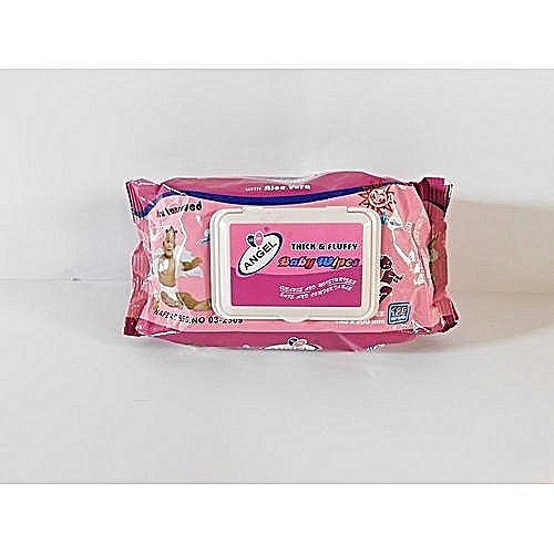 Thick & Fluffy Baby Wipes - 125 Wipes