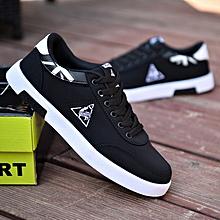 65ea0f848 Men Canvas Shoes - BlackWhite