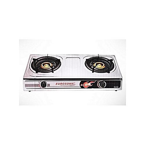 Double Burner Gas Cooker