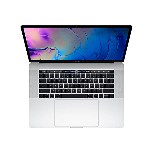 MacBook Pro 512GB 32GB CORE I7 With Touch Bar (Mid 2018, Silver)