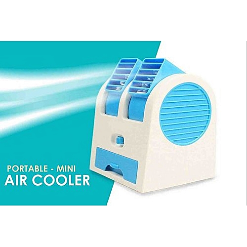 Mini Fragrance USB Air Conditioning Fan