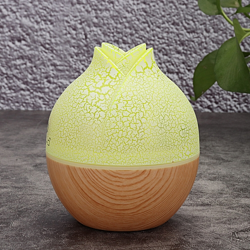 LED Ultrasonic Aroma Humidifier Air Aromatherapy Essential Oil Diffuser 7 Colors