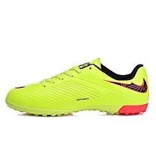 440dfb4f54d Men Turf Football Boots Soccer Shoes Non-slip Kids Cheap Futsal Cleats  Training Sport Sneakers