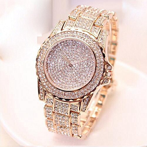 Meibaol Store Luxury Diamonds Analog Quartz Vogue Watches