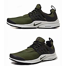Nike Men Air Presto Essential Running Shoes Green 848187-302 US10 RHK2