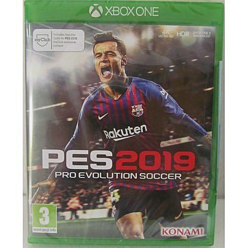 Pro Evolution Soccer 2019 (PES 2019) – Xbox One