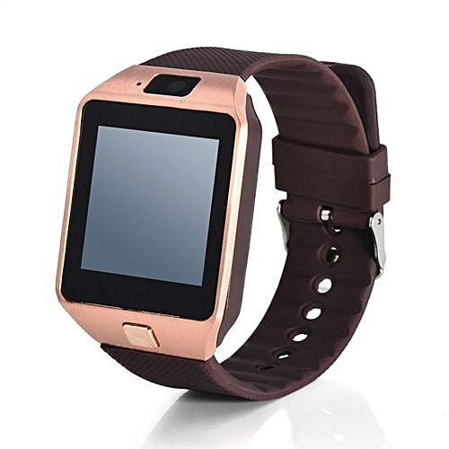 Wrist Watch Phone With Camera (Bluetooth Sim & SD Card Enabled Android Phone Smart Watch)