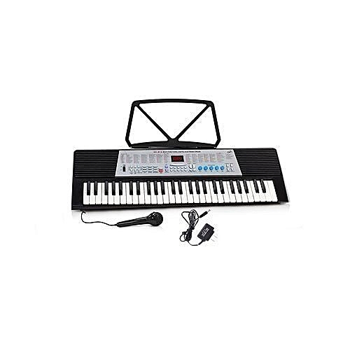 XY-813 54 Keys Learners Keyboard Piano With Adaptor And Microphone