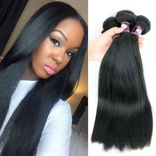 Lace Wig Made With Virgin Hair