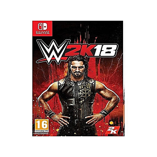 2K Games Nintendo Switch - WWE 2K18