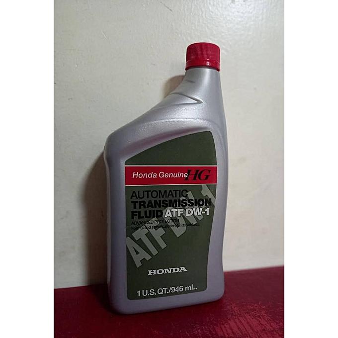 U S Honda Genuine Automatic Transmission Fluid Atf Dw 1