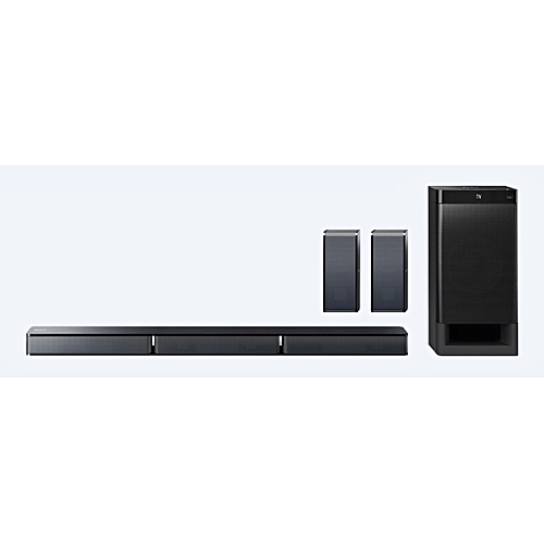 5.1ch Home Cinema System With Bluetooth® Technology HT-RT3