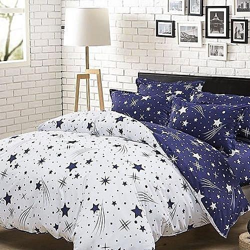 Duvet + Bedsheet + Pillow Cases + Duvet Bag