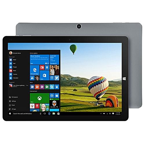 Hi10 Air 10.1-inch FHD (4GB, 64GB ROM) Windows 10, 6500mAh, 2MP + 2MP, Tablet PC - Silver