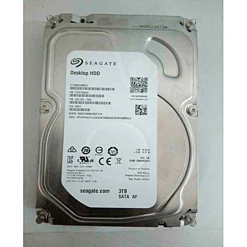 3TB Desktop Internal Hard Drive