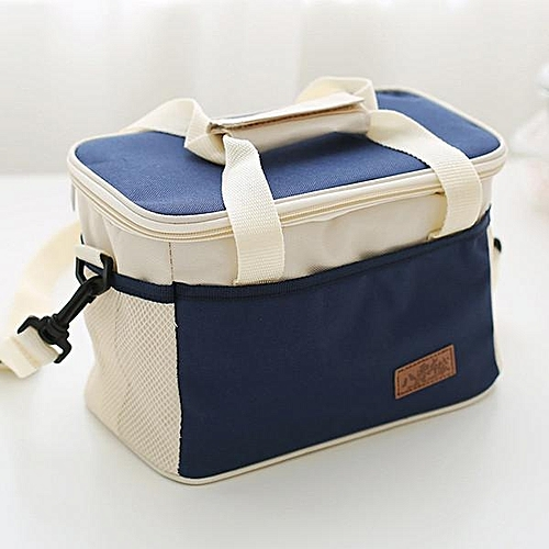Oxford Lunch Picnic Portable Bag