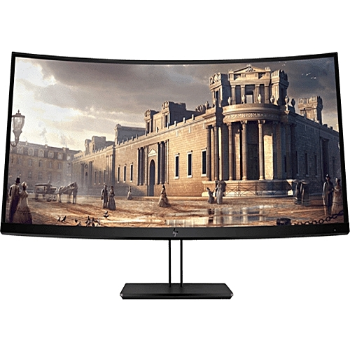 Hp 37.5'' Curved Display Monitor
