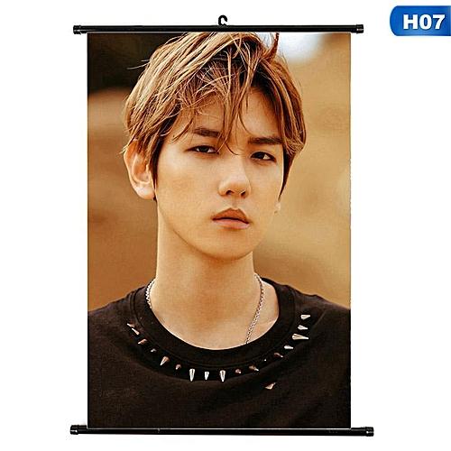 Shinewerop Popular EXO New Album Don't Mess Up My Tempo Fashion Photo Poster
