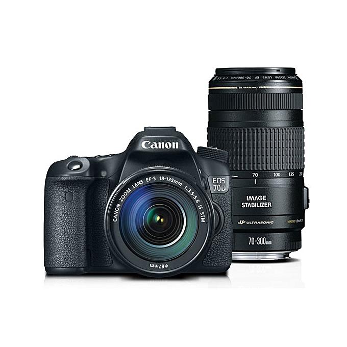 Canon 70D SLR Camera