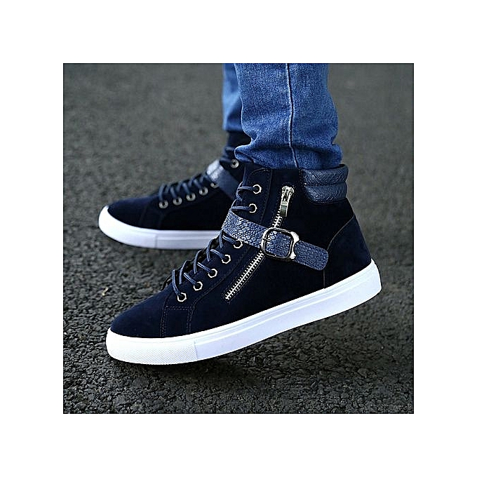 bb07600b43e Men Canvas Shoes 2017 Fashion High Top Men s Casual Shoes Breathable Canvas  Man Lace Up Brand