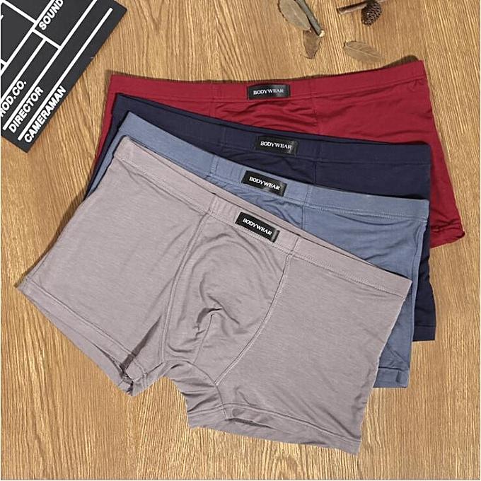 8fe427b473 Ensence 4 Pack Modal Mens Underwear Boxers Boxershorts Men Boxer ...
