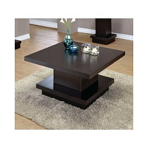 Brown Coffee Center Table (DELIVERY WITHIN LAGOS ONLY)