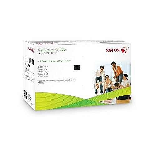 Xerox Black Toner Hp Cp1525 Alternative For Ce320A 2000 Pages