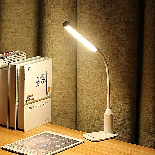 ARILUX AL-TL02 Flexible Clamp 6W LED USB Touch Dimmable Reading Table Light Clip On For Desk Bed