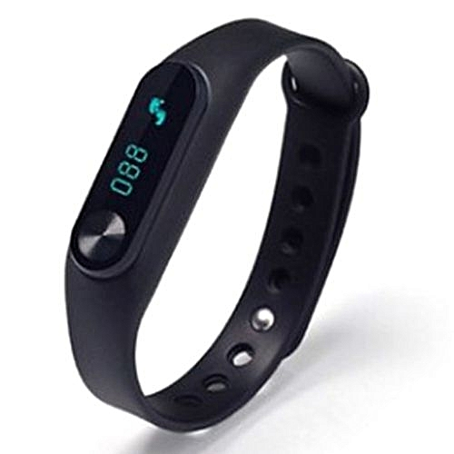 Fashion 2017 Creative  Band 2 Smart Fitness Bracelet Smart Watch Wristband Miband OLED Touchpad Sleep Monitor Heart Rate Mi Band2 Bluetooth 4.0 Heart Rate Monitor