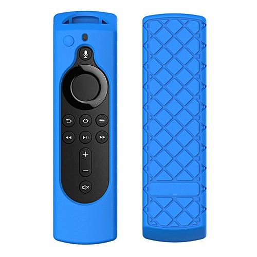 Opaopani For Amazon Fire TV Stick 4K TV Stick Remote Silicone Case Protective Cover Skin