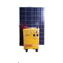The New Generation Qlink SOLAR OR PHCN POWERED GENERATOR = Solar Panel +Battery+Inverter+Ups height=220