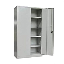 Full Height Swinging Door Cupboard File Cabinet Book Shelf Delivery In Lagos Only