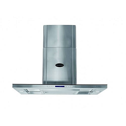 60x90 Manual Cookerhood With Stainless Steel PV-WX90-D
