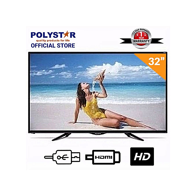 32-Inch HD LED Television PV-HD3215DVBT