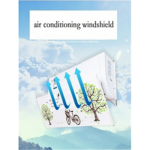 Air Conditioning Outlet Wind Shield Household Safe Health Baby Care Wind Board