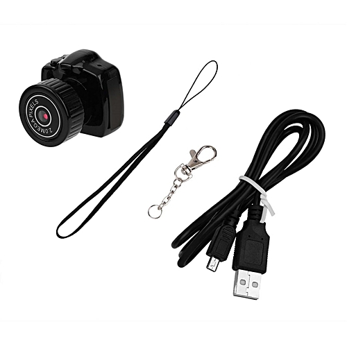 Smallest Mini Camera Camcorder Video Recorder DVR Webcam For Security
