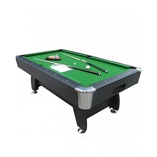 Snooker Board With Accessories- 8 X 4ft Delivery Within Lagos