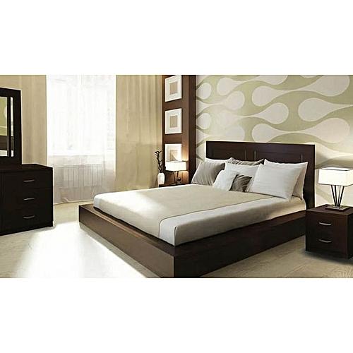 Bed Frame - Brown