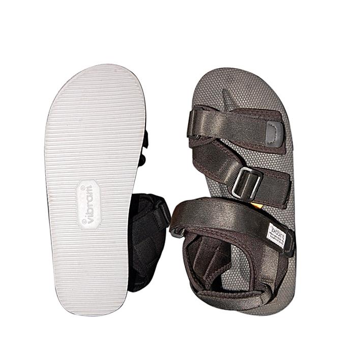 08a5a4b97ec SUICOKE Men's Kito Design Sandals - Black | Jumia NG