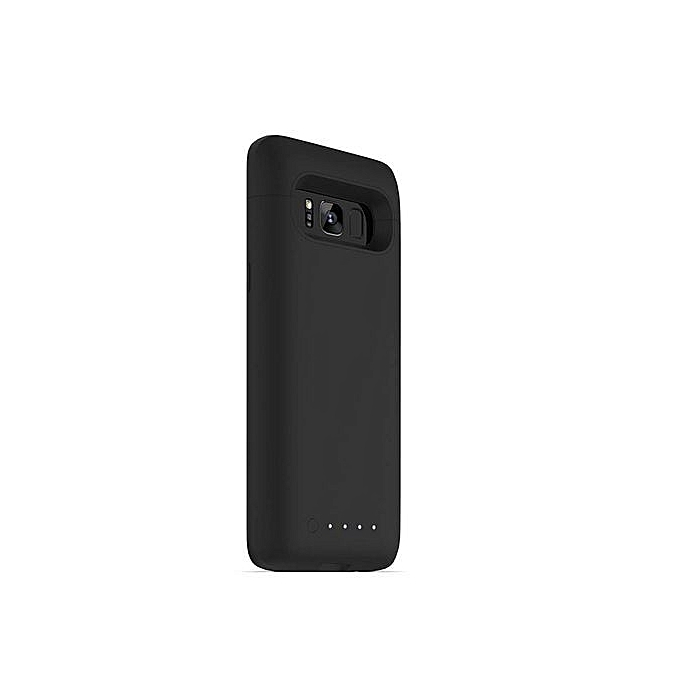 more photos 39fa1 80e07 Samsung S8 Plus Power Bank Case, Galaxy S8 Plus Battery Case, Fast Charge  Case-Black