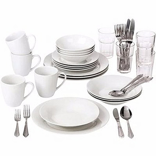 Hana - Complete Dinnerware Set - 36 Pieces