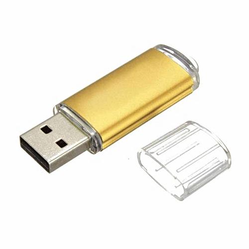 2GB USB 2.0 Metal Flash Memory Stick Storage Thumb U Disk GD